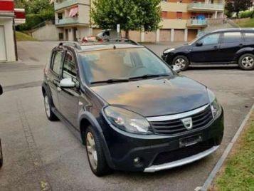 Dacia Sandero stepwey 1.6, 2011, 170'000 km